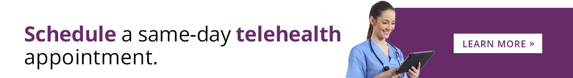 Telehealth Now Available